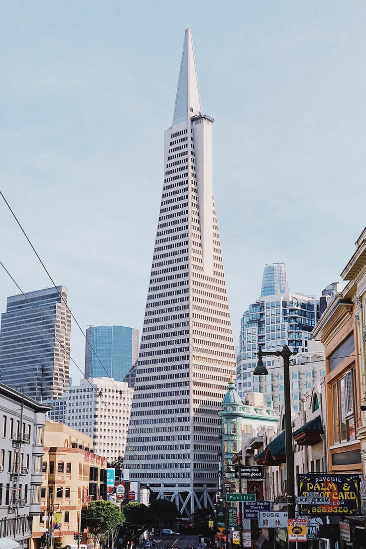 things to do in san francisco transamerica pyramid