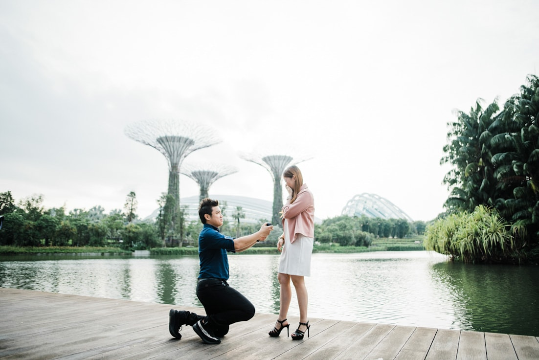 how to propose singapore marina bay proposa
