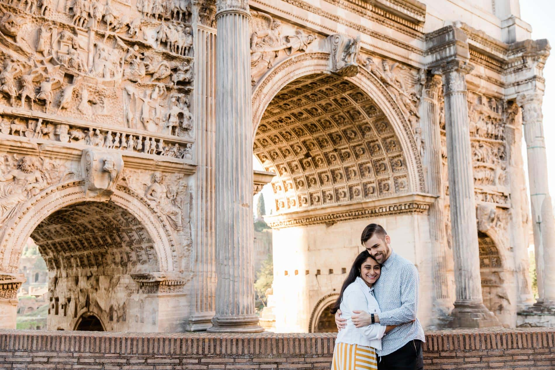 Top 5 Places To Propose In Rome