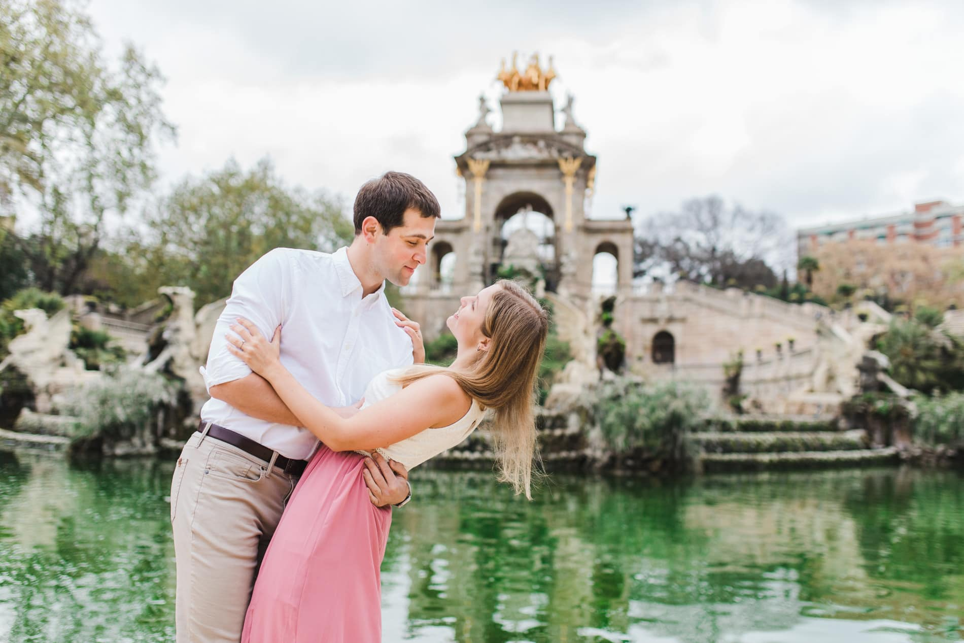 Best Places to Propose in Barcelona